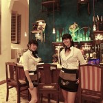 Our waitresses